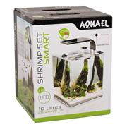 Aquael Shrimp Set SMART LED 10 Liter schwarz