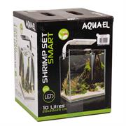 Aquael Shrimp Set SMART LED 10 Liter weiss