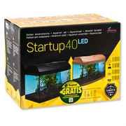 Diversa Startup 40 LED Aquarium 5,7 Watt 25 Liter 40x25x25 cm