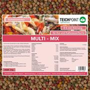 teichpoint koifutter multi-mix 6mm