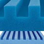 T-Profil Filtermatte 100x100x7 cm PPI 30 (fein)