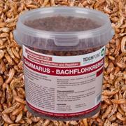 Teichpoint Gammarus Bachflohkrebse 1 Liter/110g - Koifutter Reptilienfutter