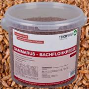 Teichpoint Gammarus Bachflohkrebse 5 Liter/550g - Koifutter Reptilienfutter