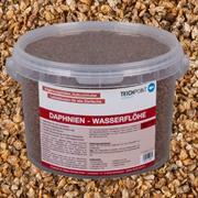 Teichpoint Daphnien Wasserflöhe 3 Liter/300g - Ergänzungsfutter für Zierfische