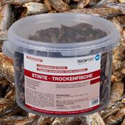 Teichpoint Stinte Trockenfische 3 Liter/750g Trockenfutter