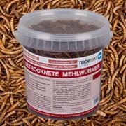 Teichpoint getrocknete Mehlwürmer 1 Liter/180g reich an Proteinen und Vitaminen