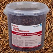 Teichpoint getrocknete Mehlwürmer 10 Liter/1800g reich an Proteinen und Vitaminen