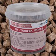 Teichpoint FD Tubifex Würfel 1 Liter/120g - Bachröhrenwürmer Fischfutter