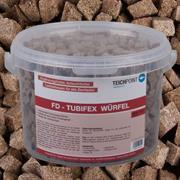 Teichpoint FD Tubifex Würfel 3 Liter/360g - Bachröhrenwürmer Fischfutter