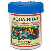 AQUA BIO 5 Jumbo-Dose 1500 ml Milchsäurebakterien Pulver von Happykoi