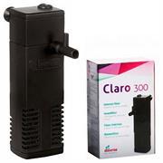 Diversa Aquarium Innenfilter CLARO 300 4 Watt bis 40 Liter Becken