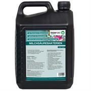 ein Kanister 5 Liter mit Teichpoint Milchsäurebakterien