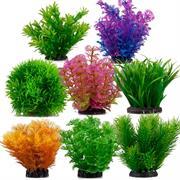ATG Künstliche Aquariumpflanze Mini 8-14 cm