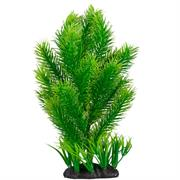 Naturgetreue Pflanzen-Nachbildung aus Kunststoff grün 24 cm RP306
