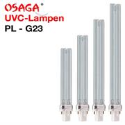 OSAGA UVC Ersatzlampe PL mit Sockel G23
