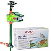 OSAGA HuKaRe Reiherschreck - effektive Reiherabwehr am Gartenteich