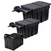 Aquaforte Mehrkammer Teichfilter Serie mit UVC Gerät 18000 25000