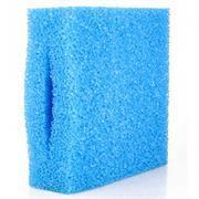 Filterschwamm blau(grob), glatt 5/10/30