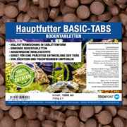 BASIC-TABS Bodentabletten - sinkendes Hauptfutter für alle Zierfische 1000 ml
