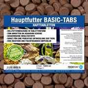 BASIC-TABS Hafttabletten - Hauptfutter für alle Zierfische 1000 ml