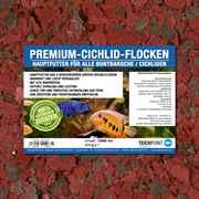 Cichliden Flockenfutter - Hauptfutter für Barsche und Buntbarsche