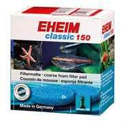 EHEIM 2616111 Filtermatte (2 Stück) für classic 150 (2211)