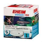 EHEIM 2616115 Filtervlies (3 Stück) für classic 150 (2211)