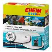 EHEIM 2616315 Set Filtervlies 3 St. für ecco, comfort und pro
