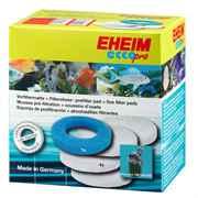 EHEIM 2616320 Set Vorfiltermatte 1x + Filtervlies 4x für ecco pro 130/200/300