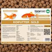 Koifutter Gold 5kg 6mm