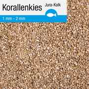 Aquarium Deko Korallenkies 10 kg 1-2 mm