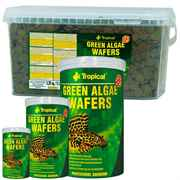 Tropical Green Algae Wafers Welschips