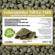 TURTLE-TABS Futtertabletten - Haupt- und Pflanzenfutter für Wasserschildkröten