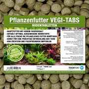 VEGI-TABS Pflanzenfutter für Zierfische