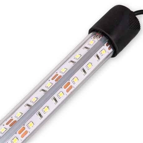 die LED Leuchte in der Detailansicht
