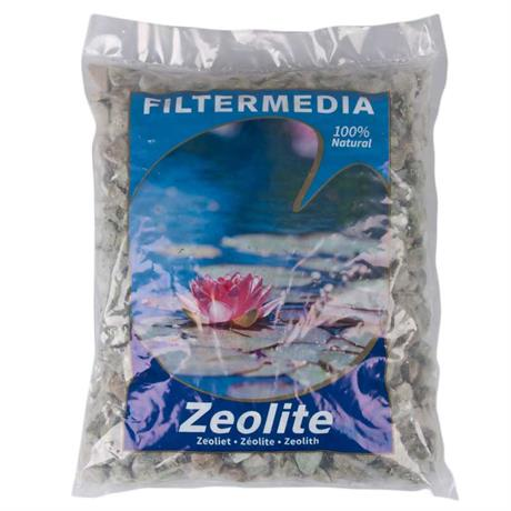 zeolith 10 20 mm 10 liter 9 kg filtermedium teich aquarium. Black Bedroom Furniture Sets. Home Design Ideas