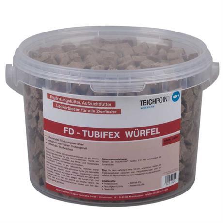 gefriergetrocknete Tubifex Schlammröhrenwürmer