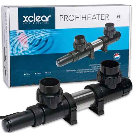 Profi Teichheizung PROFIHEATER von Xclear 1 KW
