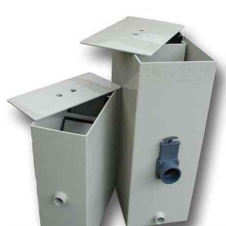 Deckel für Ultrasieve III 3 von AquaForte SK218