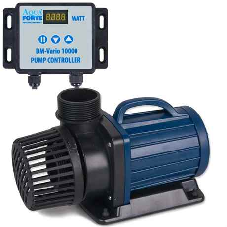 AquaForte DM 10000 Vario - regelbare Teichpumpe