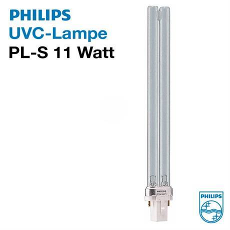 UV Klärer ersatzlampe 11 Watt G23 Philips