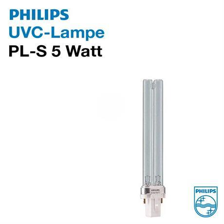5 Watt Birne Philips UVC Strahler