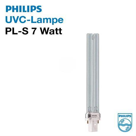 G23 Sockel - UV-C Philips 7 Watt Ersatzlampe