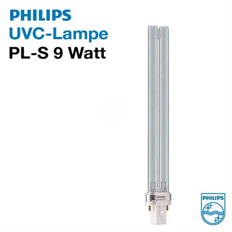 9 Watt Lampe Leuchtmittel UV Philips