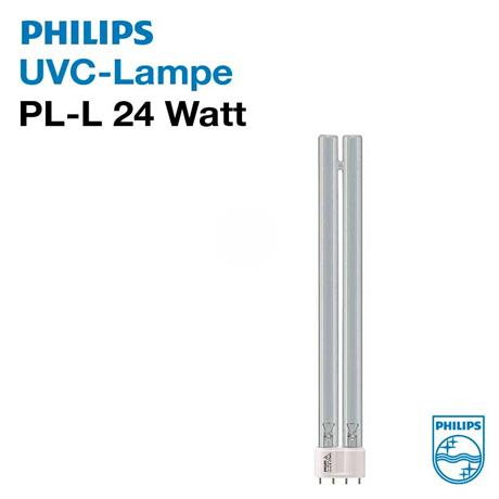 24 Watt UV-C Lampe Philips PL