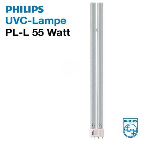 Ersatz Lampe UVC 55 Watt Philips