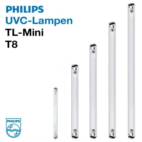 Philips TL Ersatz UV-C - Leuchtmittel Birne UVC