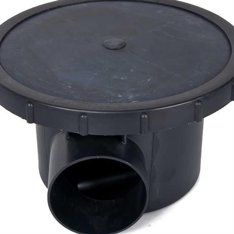 Bodenablauf 110mm mit Belüftung | Bodenablauf | Teichtechnik