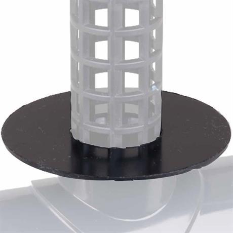 Auflageteller passend zu Siebrohr Modul für Patronenfilter