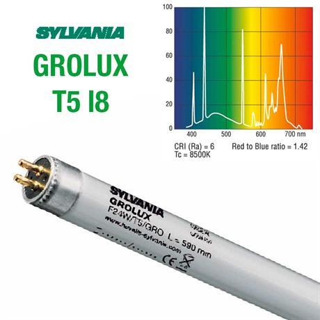 Sylvania T5 l8 i8 sonderlänge grolux g8 röhre pflanzen aquarium